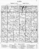 Alden Township, Freeborn County 1965